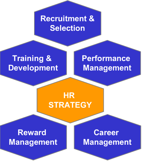 Elements of HR strategy