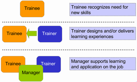 HR training process