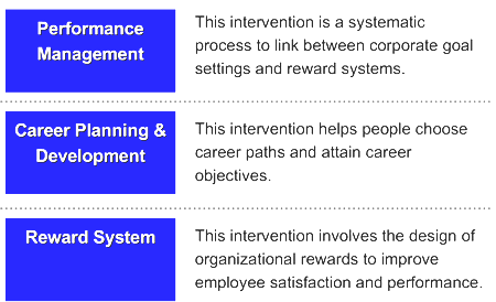 Elements of HR optimization